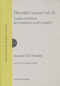 DISCORDIA CONCORS (II)