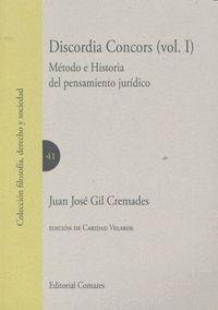 DISCORDIA CONCORS. II