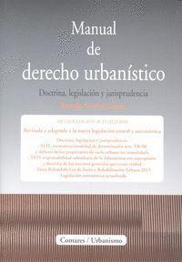 MANUAL DE DERECHO URBANÍSTICO