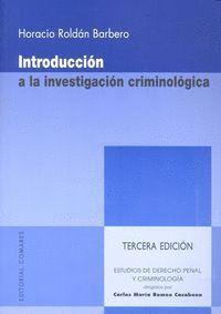 INTRODUCCIÓN A LA INVESTIGACIÓN TERMINOLÓGICA