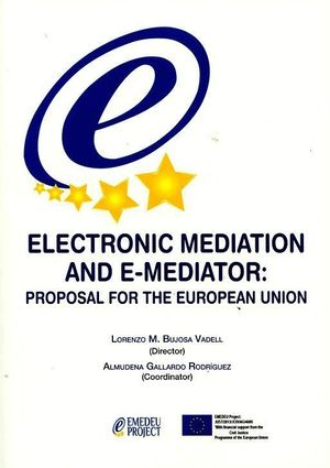 ELECTRONIC MEDIATRION AND E-MEDIATOR