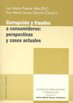 CORRUPCIÓN Y FRAUDES A CONSUMIDORES