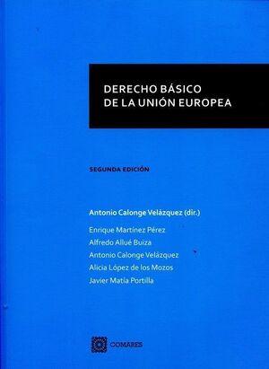DERECHO BASICO DE LA UNION EUROPEA