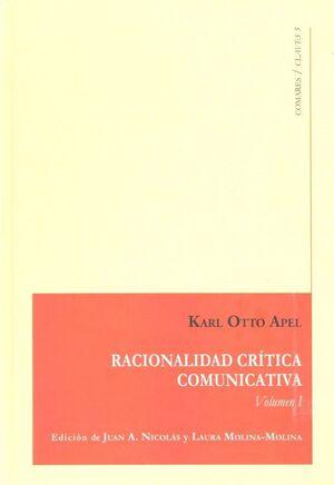 RACIONALIDAD CRÍTICA COMUNICATIVA (VOL. I)
