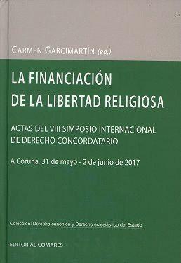 LA FINANCIACIÓN DE LA LIBERTAD RELIGIOSA