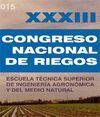 XXXIII CONGRESO NACIONAL DE RIEGOS
