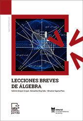 LECCIONES BREVES DE ÁLGEBRA