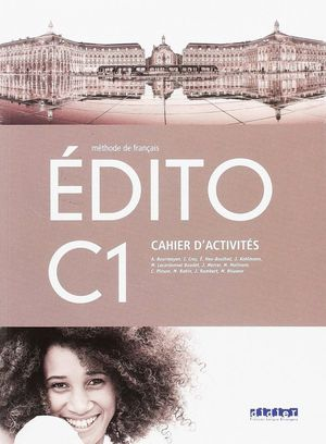 EDITO C1 EXERCICES ED.18