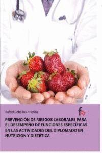 PREVENCIÓN DE RIESGOS LABORALES PARA EL DESEMPEÑO DE FUNCIONES ESPECFICAS EN LAS ACTIVIDADES DEL DI