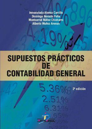 SUPUESTOS PRÁCTICOS DE CONTABILIDAD GENERAL