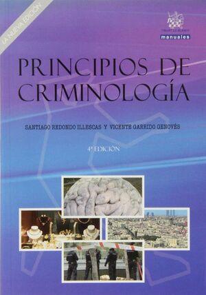 PRINCIPIOS DE CRIMINOLOGA