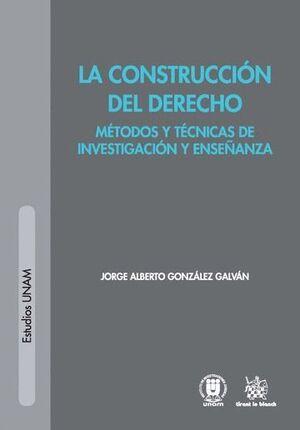 LA CONSTRUCCIÓN DEL DERECHO