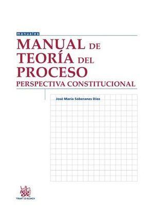 MANUAL DE TEORÍA DEL PROCESO
