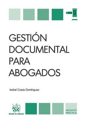 GESTIÓN DOCUMENTAL PARA ABOGADOS