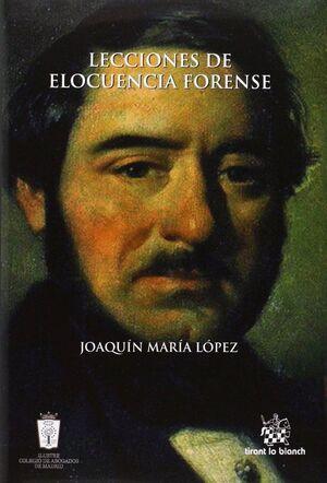 LECCIONES DE ELOCUENCIA FORENSE