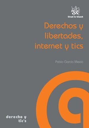 DERECHOS Y LIBERTADES, INTERNET Y TICS