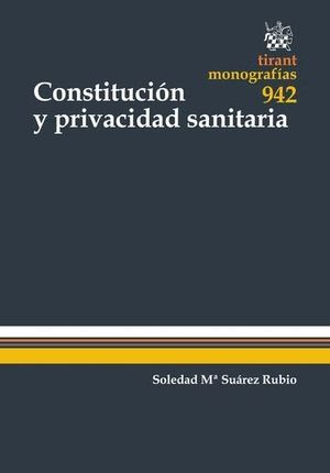 CONSTITUCIÓN Y PRIVACIDAD SANITARIA