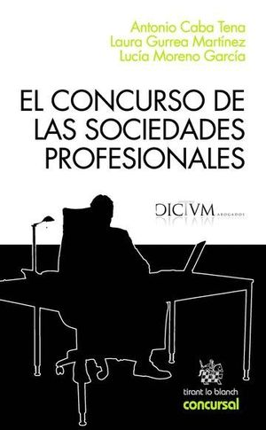 EL CONCURSO DE LAS SOCIEDADES PROFESIONALES
