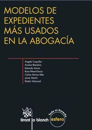 MODELOS DE EXPEDIENTES PARA ABOGADOS