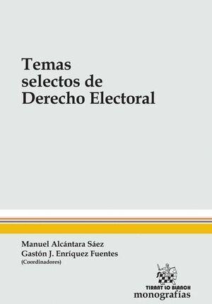 TEMAS SELECTOS DE DERECHO ELECTORAL