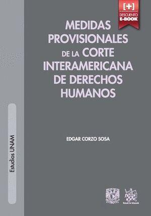 MEDIDAS PROVISIONALES DE LA CORTE INTERAMERICANA DE DERECHOS HUMANOS