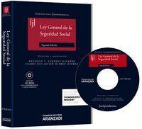 LEY GENERAL DE LA SEGURIDAD SOCIAL (PAPEL +E-BOOK) (DÚO: PAPEL + PROVIEW)