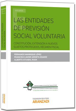 LAS ENTIDADES DE PREVISIÓN SOCIAL VOLUNTARIA (EPSV)