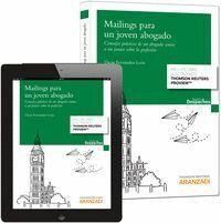 MAILINGS PARA UN JOVEN ABOGADO (PAPEL + E-BOOK) CONSEJOS PRÁCTICOS DE UN ABOGADO SENIOR A UN JUNIOR