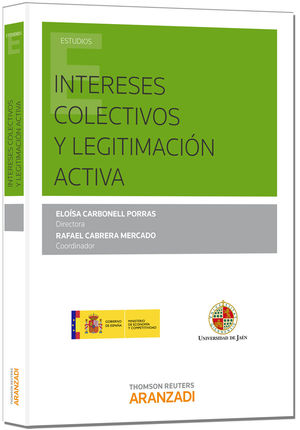 INTERESES COLECTIVOS Y LEGITIMACIÓN ACTIVA