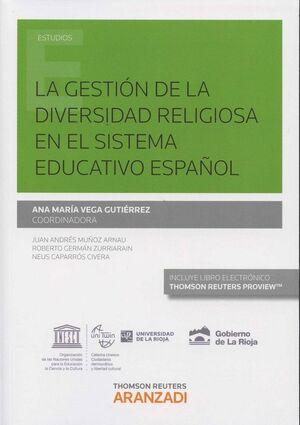 GESTION DE LA DIVERSIDAD RELIGIOSA EN EL SISTEMA E