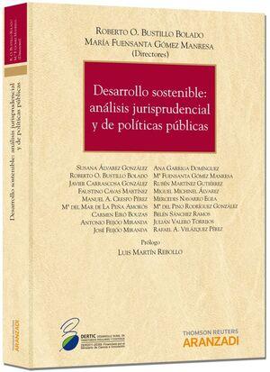 DESARROLLO SOSTENIBLE. ANÁLISIS JURISPRUDENCIAL Y DE POLÍTICAS PÚBLICAS