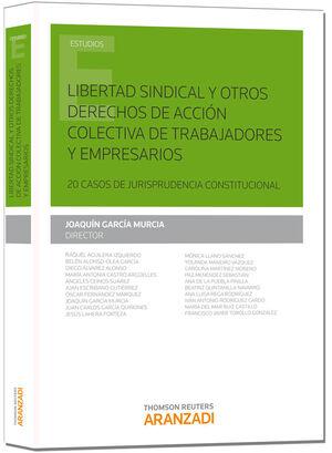 LIBERTAD SINDICAL Y OTROS DERECHOS DE ACCIÓN COLECTIVA DE TRABAJADORES Y EMPRESARIOS