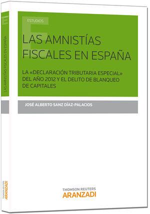 LAS AMNISTÍAS FISCALES EN ESPAÑA
