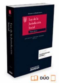 LEY DE LA JURISDICCIÓN SOCIAL CON JURISPRUDENCIA (PAPEL + E-BOOK)