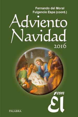 ADVIENTO NAVIDAD 2016, CON ÉL