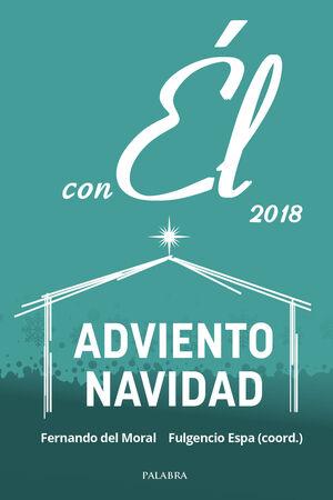 ADVIENTO-NAVIDAD 2018, CON ÉL