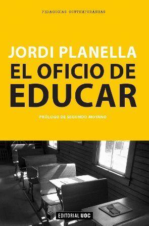 EL OFICIO DE EDUCAR