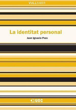 LA IDENTITAT PERSONAL