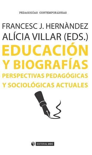 EDUCACIÓN Y BIOGRAFÍAS