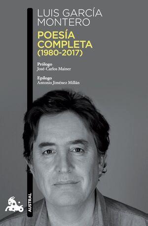 POESÍA COMPLETA (1980-2017)