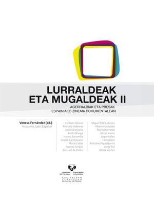 LURRALDEAK ETA MUGALDEAK II