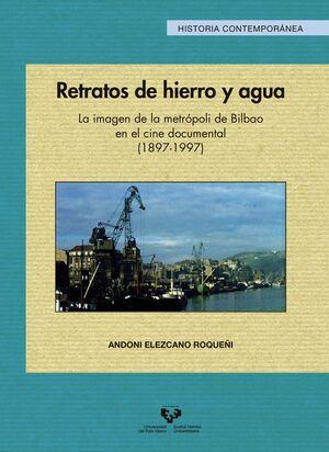 RETRATOS DE HIERRO Y AGUA