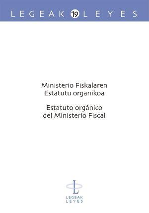 MINISTERIO FISKALAREN ESTATU ORGANIKOA