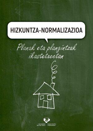 HIZKUNTZA-NORMALIZAZIOA
