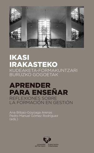 IKASI IRAKASTEKO - APRENDER PARA ENSEÑAR