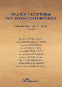 LEGALIDAD Y LEGITIMIDAD EN EL ESTADO CONTEMPORÁNEO