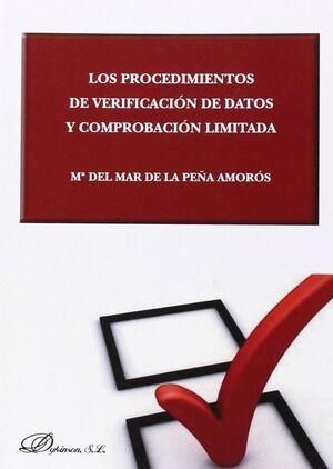 LOS PROCEDIMIENTOS DE VERIFICACIÓN DE DATOS Y COMPROBACIÓN LIMITADA