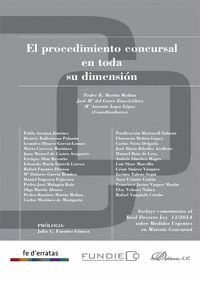 EL PROCEDIMIENTO CONCURSAL EN TODA SU DIMENSIÓN