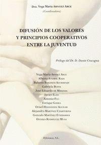 DIFUSION DE LOS VALORES Y PRINCIPIOS COOPERATIVOS ENTRE LA JUVENTUD
