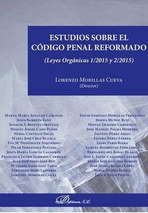 ESTUDIOS SOBRE EL CÓDIGO PENAL REFORMADO